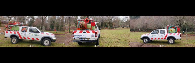 Veículo com Equipamento Técnico de Apoio - VETA