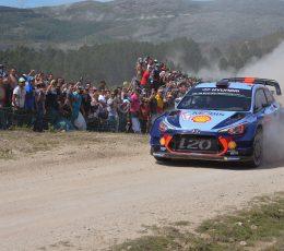 WRC – Rally de Portugal