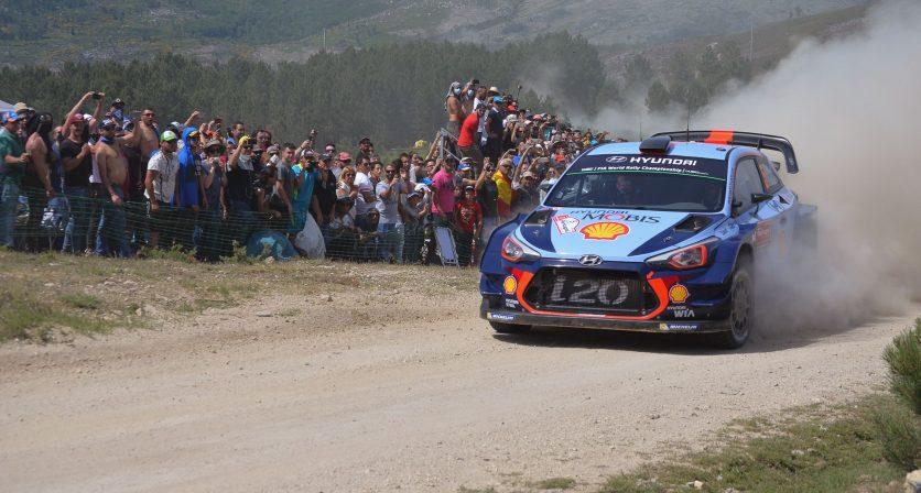 WRC – Rally de Portugal com público