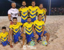 Galeria de Fotos - Décima edição do Futebol de Praia entra na reta final