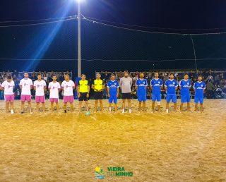 X Torneio de Futebol de Praia
