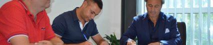 Assinatura do Contrato de Requalificação da Escola Básica e Secundária prevImage