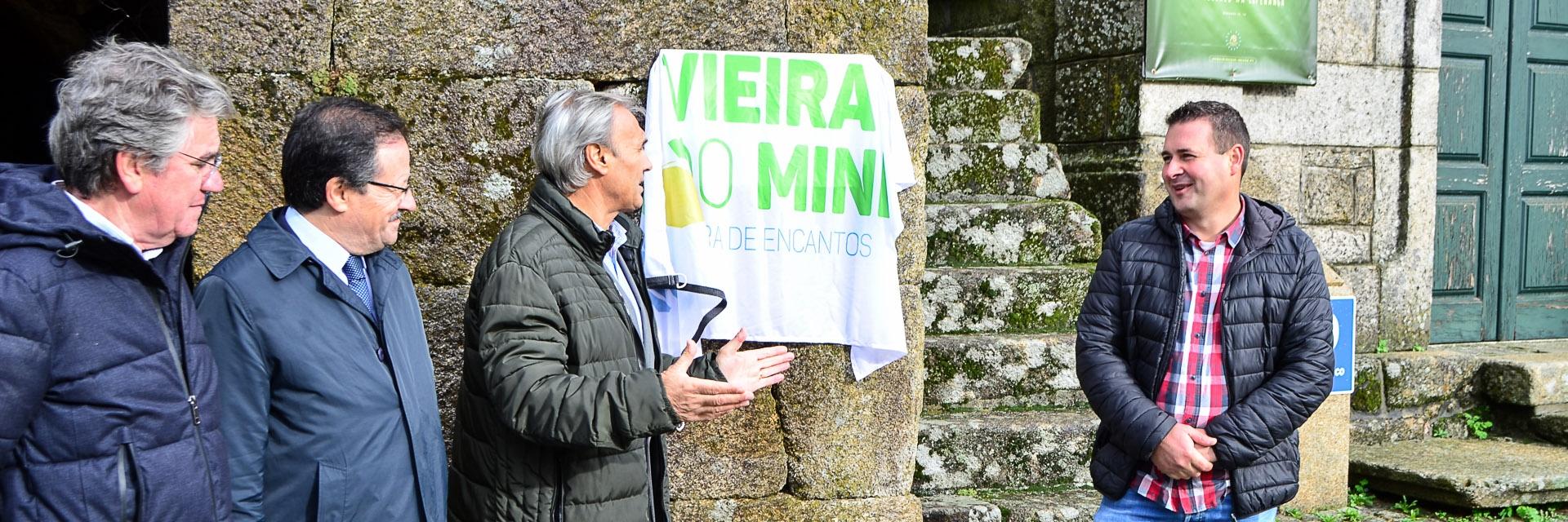 Agra comemorou 25 anos como Aldeia de Portugal