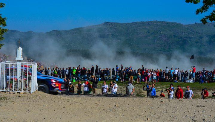 WRC  – Rally de Portugal 2020 – ADIADO –