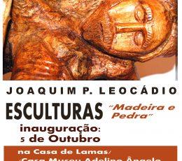 """Exposição de Esculturas """" Madeira e Pedra"""""""