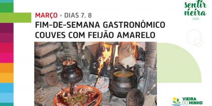 Fim de Semana Gastronómico – Couves com Feijão Amarelo