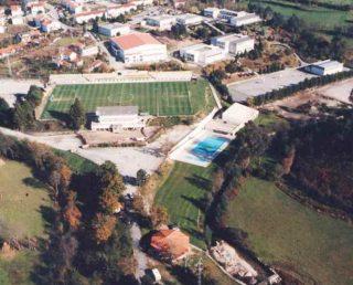 Pavilhão Polidesportivo Municipal Prof. Aníbal Nascimento