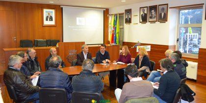 Reunião da Comissão Municipal da Proteção Civil