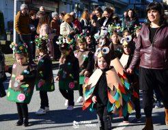 Galeria de Fotos - Desfile de Carnaval alertou para a sustentabilidade do Planeta