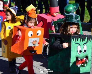 Desfile Carnaval 2020