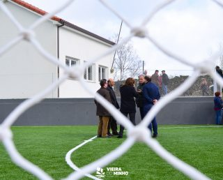 Inauguração Zona de Lazer e Parque Desportivo da Botica