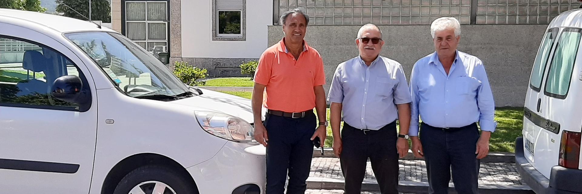 REN REFORÇA APOIO SOCIAL DA UNIÃO DE FREGUESIAS DE RUIVÃES E CAMPOS