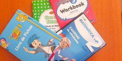 Autarquia Vieirense vai oferecer Cadernos de Atividades a todos os alunos do concelho do 1º até ao12º ano de Escolaridade