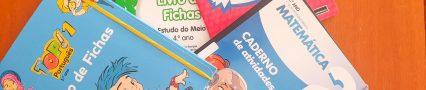 Autarquia Vieirense volta a oferecer os cadernos de atividades a todos os alunos do concelho do 1º ao 12º ano. prevImage
