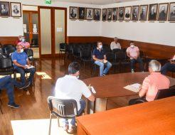 Galeria de Fotos - Reunião mensal com Presidentes de Junta