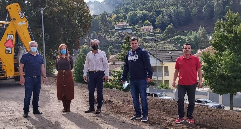 Executivo Vieirense visitou freguesia de Vieira do Minho