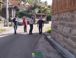 Galeria de Fotos - Executivo Vieirense visitou freguesia de Vieira do Minho