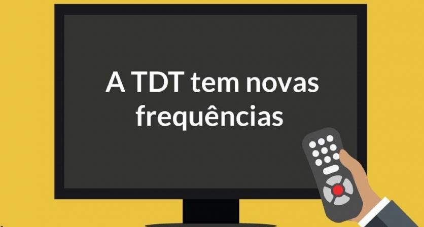 Processo de migração da rede TDT tem efeito em Vieira do Minho no próximo dia 23 de Outubro