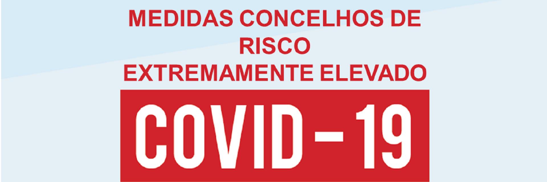 Vieira do Minho integra a lista dos concelhos de risco Extremamente Elevado