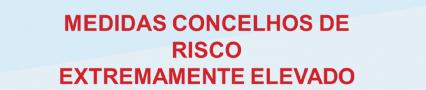 Vieira do Minho integra a lista dos concelhos de risco Extremamente Elevado prevImage