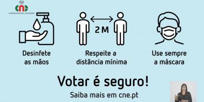 Município de Vieira do Minho vai testar todos os elementos das mesas de voto