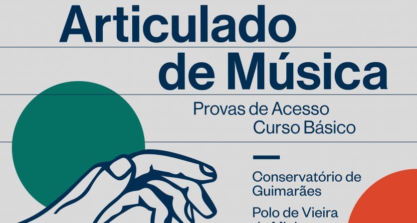 Provas de acesso ao ensino articulado de música
