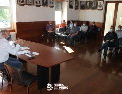 Galeria de Fotos - Reunião mensal com os Presidentes de Junta