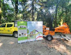 Galeria de Fotos - Município reforça equipamento florestal