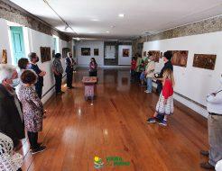 """Galeria de Fotos - Inauguração da Exposição """" Diálogos """""""