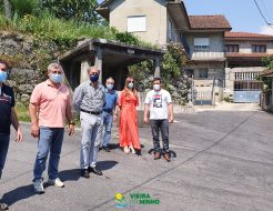 Galeria de Fotos - Executivo Vieirense visitou Freguesia de Vieira