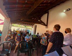 Galeria de Fotos - Inauguração da requalificação da Escola da Anissó