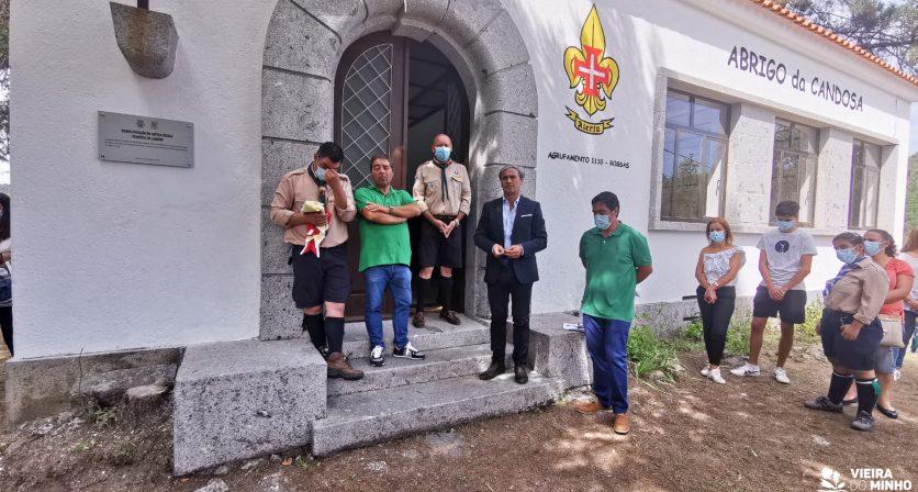 Agrupamento Escuteiros 1110 de Rossas tem nova sede