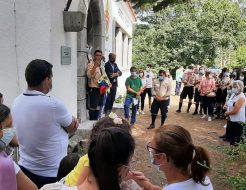 Galeria de Fotos - Agrupamento Escuteiros 1110 de Rossas tem nova sede