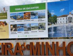 Galeria de Fotos - Câmara Requalificou espaços verdes de Tabuaças
