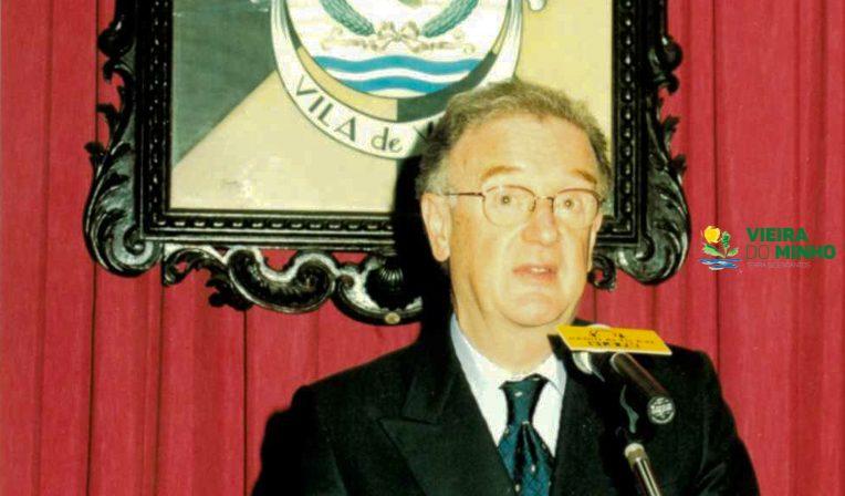António Cardoso lamenta falecimento do Dr. Jorge Sampaio