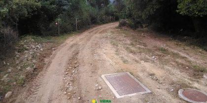 Obras em Vilarchão