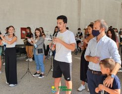 Galeria de Fotos - Inauguração da Sede da Sociedade Filarmónica de Vieira do Minho