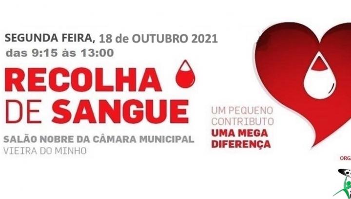 Recolha de Sangue – Vamos Ajudar a Beatriz